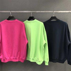 Stickerei WELLDONE Sweatshirts Männer Frauen-Qualitäts-Aufmaß mit Kapuze WE11 gut daran getan, Pullover DONE