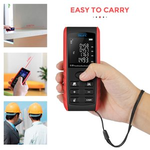Inlife E40 40M Handheld Digital Laser Distance Meter with High Accuracy