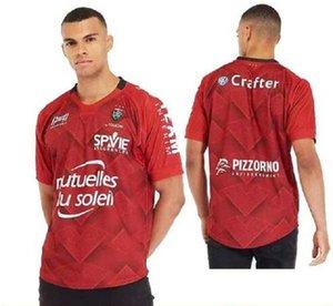 Toulon 19 20 Home Jersey de rugby 2020 Toulon camisetas de la camisa alternativa Rugby camiseta de la selección de rugby TOULON gran talla S - 5XL