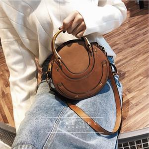Diseñador de alrededor de mini bolso del diseñador de moda, bolsos de las mujeres friega la bolsa de mensajero Single Ladies teléfono celular bolsos de hombro del monedero del bolso