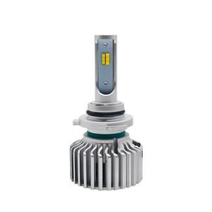 El bulbo de la linterna del coche LED del color dual dual de la bombilla del LED con poder de la poder 3 del autobús de la poder llevó el faro llevado