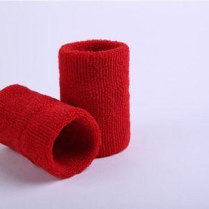 Transpirable y absorbente de sudor masculino y femenino Deportes esguince de muñeca de compresión 221