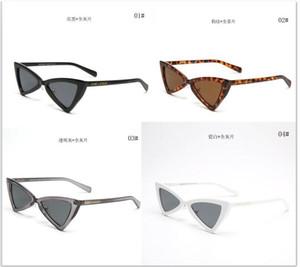 Оптовые женские солнцезащитные очки 2019 уникальная треугольная оправа для глаз, чтобы предотвратить ультрафиолетовое существенное спортивное вождение