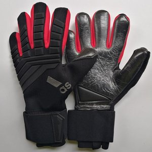 Gants gros-Marque Gardien de but Allround Latex Football Gardien de but de football professionnel Bola de Futebol Gants Luva De Goleir