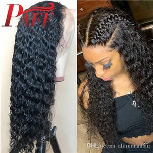 H Loose Wave Silk Top Lace Front Human Hair Wigs Brazilian Remy Hair Glueless Lace Wigs With Baby Hair Pre Plucked