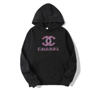 Nuovo maglione Cuori marca cappuccio famoso di Hollywood di lusso Mens Hoodie di Hip Hop via casuale del progettista felpa moda Jumper Womens S 5XL