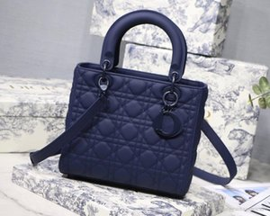2020Top qualità ladies'handbags modo classico ladies'formal borse borse a tracolla size24 * 17 * 8cm