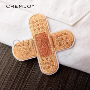 Patchage Ricamo Patch per abiti da cucire Ferro su Biker Band-Aids Patch applique per jeans giacca Scarpe distintivi zaino