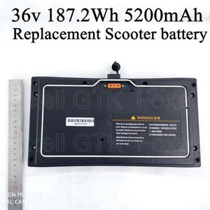 GTK 36v 5200mAh batterie pour scooter 36v 187.2wh li-ion pour Mini Scooter batteries hoverboard scooter équilibre