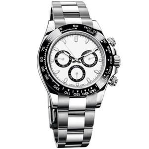 2020 beste Qualität Orologio Montres Armband mechanisches Automatikwerk Edelstahl-Mann-Mens Sport Watch Uhren Armbanduhr