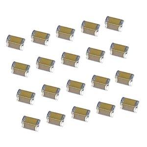 Brand-new 20 pezzi 10uF 16 Volt Chip ceramico Condensatori X7R 1206 106K