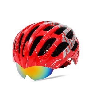 СИГНА Велоспорт Шлем Дорога Горный велосипед шлем MTB велосипед Безопасно Cap EPS + PC крышки интегрально-формы велосипедный шлем