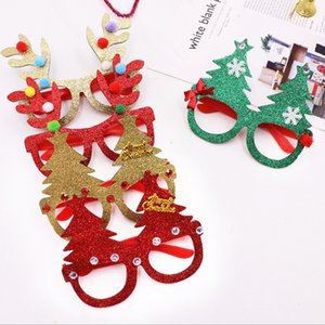1500Pcs Christmas Decorations For Home Decor New Year Glasses Gifts For Children Santa Claus Deer Snowman Christmas Ornaments