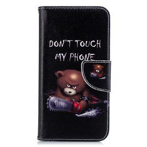 Electric Saw Pattern PU Leather Wallet Case for Xiaomi Mi A2 Lite   Redmi 6 Pro