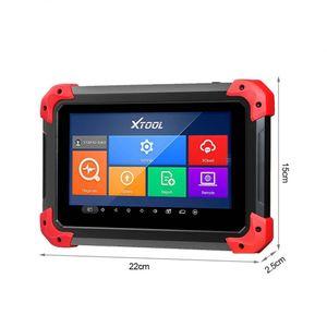 Tablet X100 PAD ile 2019 Sıcak Satış Xtool X100 PAD Anahtar Programcı Profesyonel Oto Araç OBD2 Tarayıcı