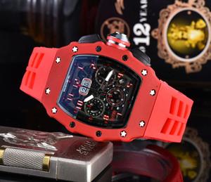 2019 Todos os mostradores todos os homens ou mulheres relógio trabalho stainle steeffdedl cinto de quartzo relógio na parte superior ocasional watch1