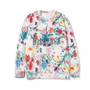 Autumn Mens Hoodies Fashion Designer Hoodie With Floral Printing Hoodies Jacket Men Women High Quality Casual Sweatshirts M-2XL Optional
