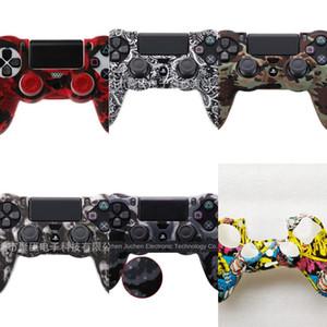 VP29g Chrome piel pintura Controlador Shell cubierta de la cubierta para Sony Playstation Caso 4 PS4