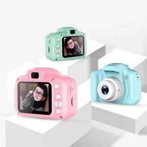 Children Mini Digital Waterproof Cute Cartoon Outdoor Camera Kids Educational Toys for Children Baby Gifts Birthday Gift
