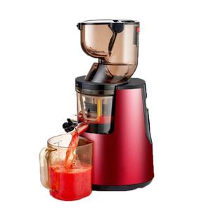 Machine à jus électrique domestique 37rpm lentement Juice Maker Double originale Sourdine Filtres Légumes Juicer fruits Extractor