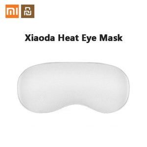 Youpin Xiaoda Heat Treatment Eye Mask Silk Fabric Quick Heating Three-speed Temperature Control Relieve Fatigue For Sleep Travel