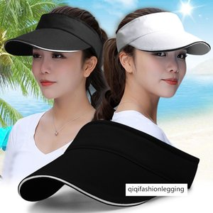 Customized summer light plate empty men's and outdoor leisure Sun women's tennis hat