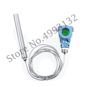 PCM262 Paslanmaz Çelik Yüksek Sıcaklık Sıvı Seviye Transmitter Gaz Silindir Seviye Verici LCD Ekran 4-20mA