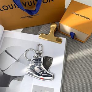 Spaceman Key Chain Аксессуары Мода автомобилей Конструктор брелки аксессуары для мужчин и женщин Подвеска Box Упаковка Keychains