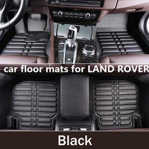 3D Özel Araba Paspaslar LAND ROVER RANGE ROVER VELAR EVOAUE Araç Aksesuarları Halılar Kiralık Mats Halı Car-stil için