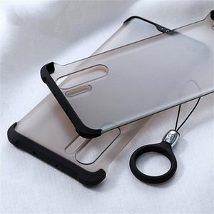 Yüzük ile Pro Huawei P30 için XUNDD Matin Serisi Darbeye TPU Koruyucu Kılıf