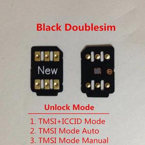Gratuit DHL double-sim carte Unlock pour iOS 13.x tous les iPhone et GSM WCDMA 4G LTE Auto Pop-up Menu Turbo Sim