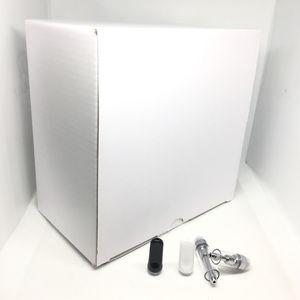 Cre-C Empty Ceramic Vape Cartridge Glass Atomizers Ceramic Coil Ceramic mouth 0.5 1.0ml 510 Cartridges shipping fast DHL