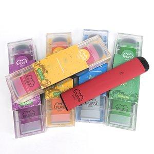 Mejor cigarrillo electrónico desechable Puff Mini Pen Vape 300 Puffs precargada Starter Kit pk Puff Puff Bar Plus Xtra Dispositivo Vaporizadores vainas