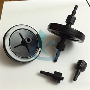 10 adet / Seiko Spectra Konica Xaar Infiniti Çözücü Yazıcı Print Head UV diski mürekkep için çok UV Disk Mürekkep Filtre 10microns 45mm