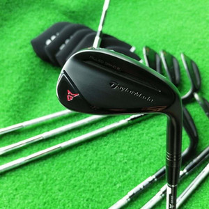 2020 Brand New Les clubs de golf Black Silver MILLED GRIND2 limité Golf 52 56 Wedges 58 60 degrés pour le droit en désavantage numérique avec l'acier arbre Livraison gratuite
