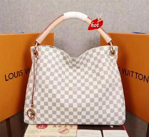 2020 yeni stil çanta kadınları çanta litchi desen pu deri bayan moda kılıf cüzdan çanta X4BF nakliye aa3 Ücretsiz