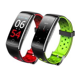 Q8S Smart Bracelet Heart Rate Monitor Blood Pressure Blood Oxygen Tracker Watch Fitness Tracker Waterproof Wristwatch For iPhone iOS Android