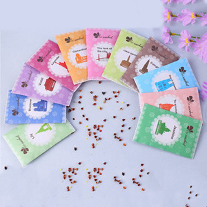 Natural Scented Fragrance Sachet Aromatherapy Party Home Multifunction Air Freshener For Car Mini Perfume Bag Different Perfume BH2181 CY