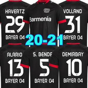 20 21 Leverkusen Fußball-Trikot L.BENDER 2020 2021 Bayer 04 Leverkusen havertz Jersey DEMIRBAY ALARIO VOLLAND Men + Kids kit Fußball-Hemd