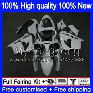 Тело Для KAWASAKI ZX900 ZX9 R ZX 9R 1998 1999 2000 2001 220MY.61 900cc ZX 9 R 900 ZX9R 98-99 ZX9R 98 99 00 01 ABS Pearl White обтекателя