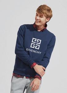 Donnez Mens Designer Hoodies De Luxe Lettre G Sweatshirts De Mode Stripe Imprimer Pull Casual O-cou Tops pour Femmes Couple 2019 New.B11