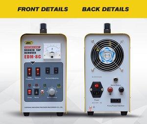 EDM-8C Cassé Tap Remover Machine, Tap désintégrateur, 800W EDM Portable, 110V / 220V
