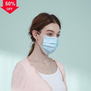nmNAf Atacado descartável proteção máscara máscaras família poeira e gotas infantil para 3D sua saúde protetora