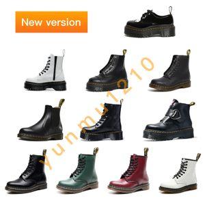 İyi Qualtiy Martin 1460 Nappa Boots Kadınlar jadon Platformu Boots Man 2976 Martin 1461 Kadın Merhaba Kitt Platformu Ayakkabı