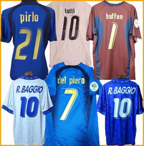 copa do mundo Retro ITALY 1990 2000 PÁGINA PRINCIPAL FUTEBOL DO FUTEBOL 1994 JERSEY Maldini Baggio Donadoni Schillaci Totti Del Piero 2006 Pirlo Inzaghi buffon