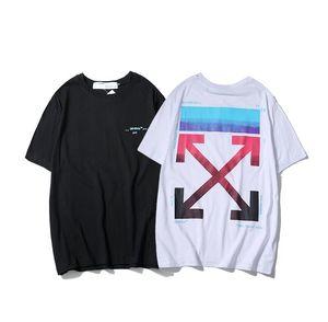 Luxury Vintage Дизайнерские мужчины женщины футболки моды классический логотип футболки ранней весной 2020 короткий рукав круглый шею топ Топы однополые рубашки q1