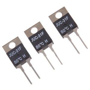 3Pcs JUC-31F Digital Temperature Control Relay Switch NO NC