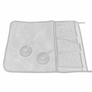 Bébé Bath Time Toy Tidy Sac Rangement suspendu Mesh Mesh Salle de bain Organisateur net des ménages Rangement pratique