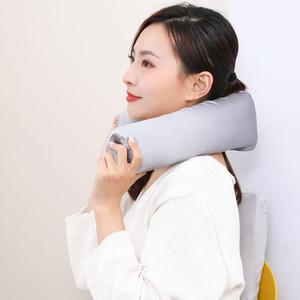 Orijinal Xiaomi Youpin PMA H10 Isıtma U yastık Boyun Geri Vücut Yavaş Nounce Viraj Tasarım 3014109 Çoklu Yastık Esnek Antibakteriyel