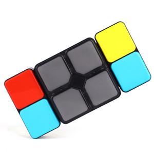 WJ1038X3 Dekompression Spielzeug Kreative neue elektronische Musik-Spiel Rubiks Würfel Kinder Intelligenz Entwicklung Puzzle Geschenk Spielzeug